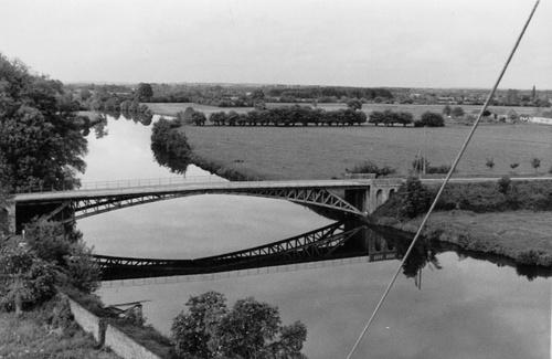 Le pont Harel de la Noe de Fillé
