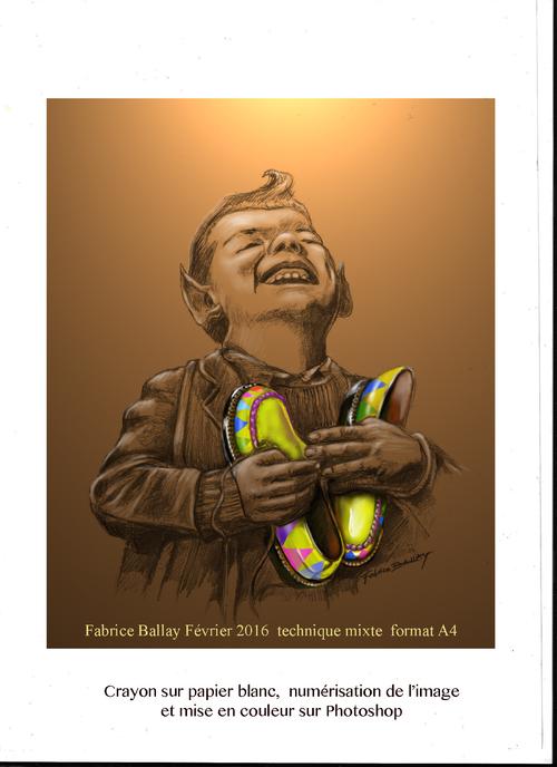 les chaussures magiques