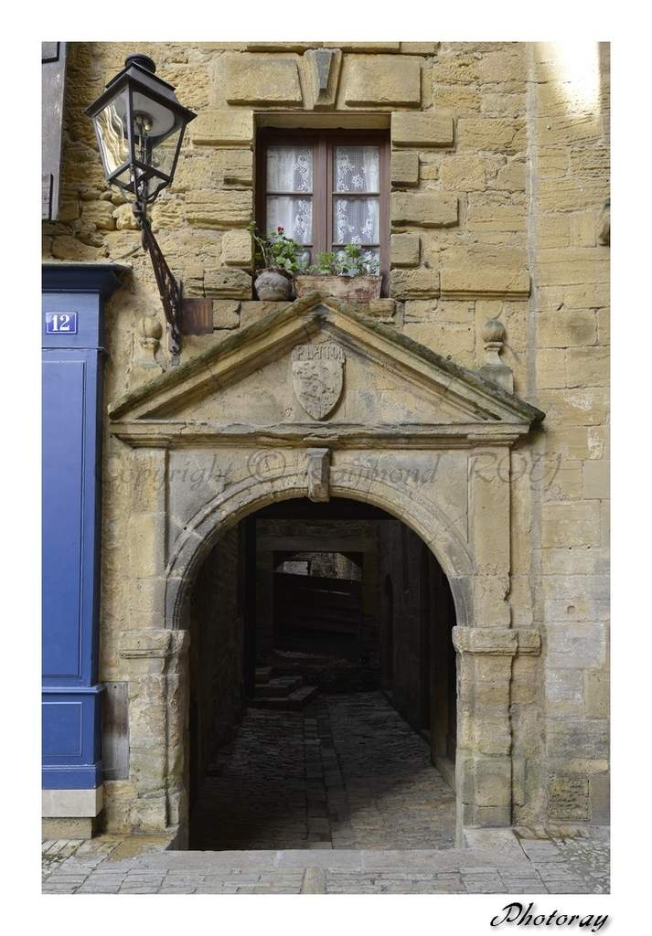 Sarlat la Canéda - Dordogne - Aquitaine - 11 Avril 2014