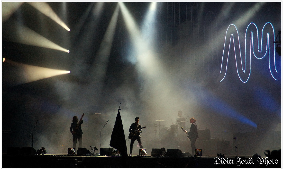 Arctic Monkeys / Vieilles Charrues 2014