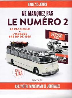 N° 1 Autobus et autocars du monde - Visuels du N° 1