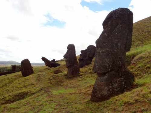 Ile de Pâques (ou Rapa Nui)