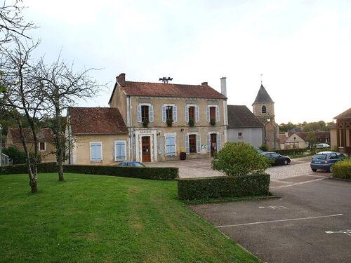 Saints-en-Puisaye Yonne