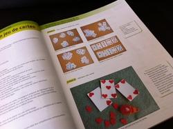 Pour construire un jeu de cartes