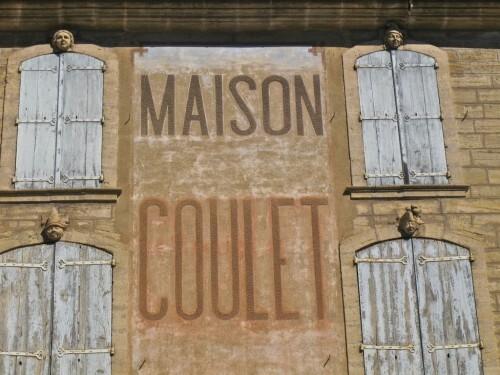 Pézénas mur peint Caulet 2