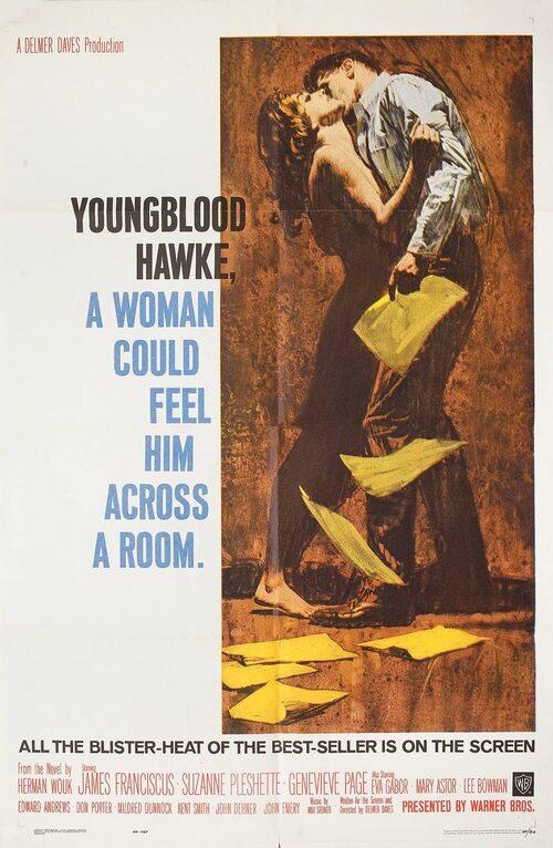 YOUNGBLOOD HAWKE BOX OFFICE USA 1964