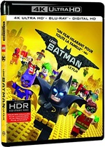 [UHD Blu-ray] Lego Batman, le film