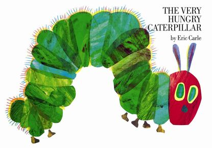The very hungry catterpillar