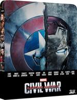 [Blu-ray 3D] Captain America : Civil War