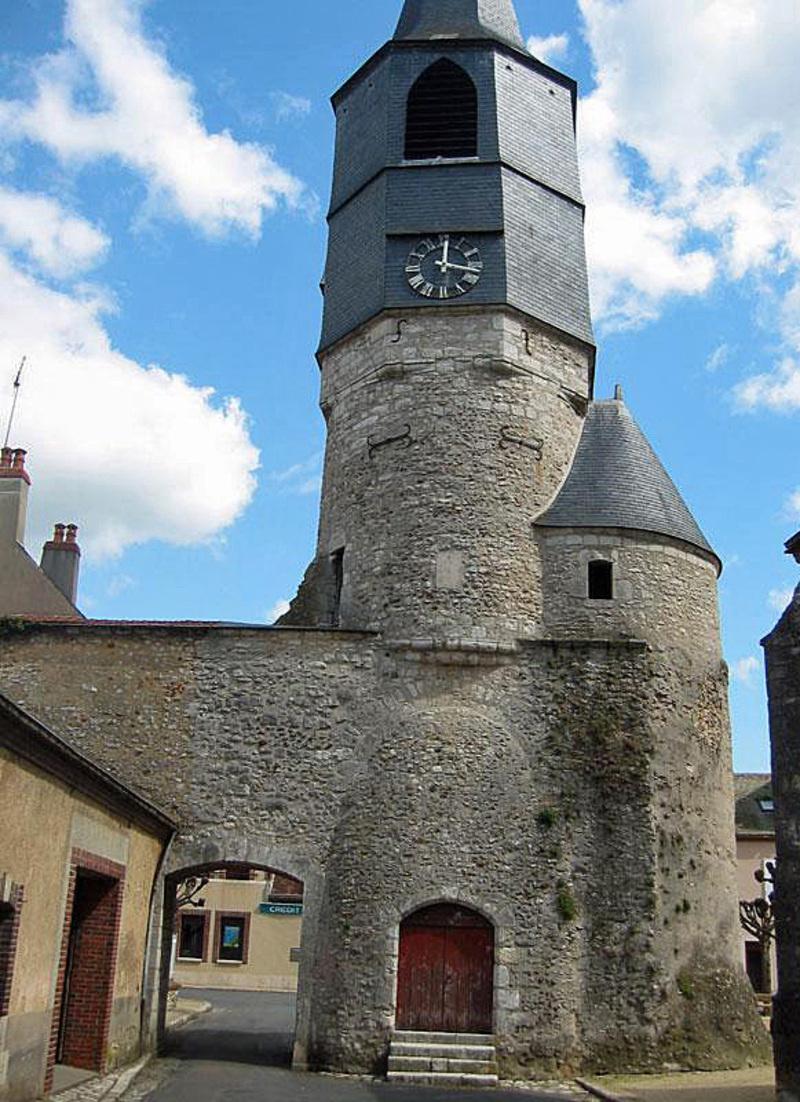 CHATILLON-COLIGNY ( Loiret) : début