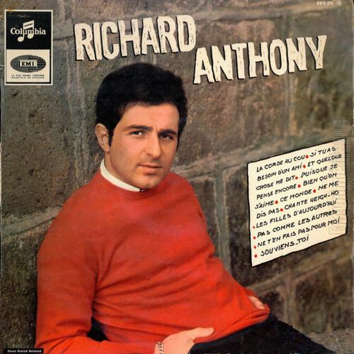 Richard A revoir!