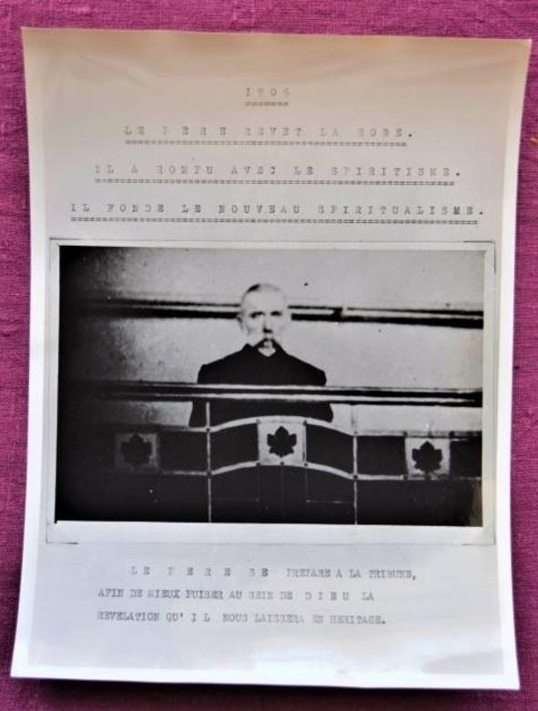 Musée de Folklore et des Imaginaires-01-Le Père 1906, revêt la robe et fonde le Nouveau Spiritualisme (inventaire.proscitec.asso.fr)
