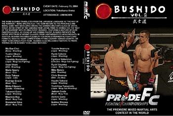 PRIDE BUSHIDO 2