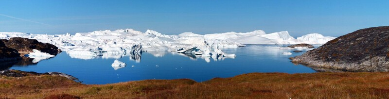Bonjour de Ilulissat - Groenland