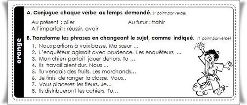 Ceintures de conjugaison CM : la version 2 !
