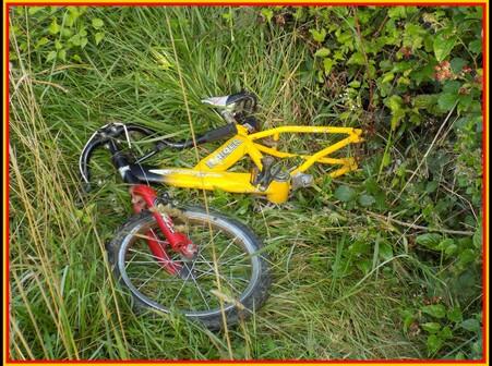 Le vélo abandonné