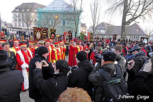 La Saint Vincent Tournante 2013 à Châtillon sur Seine, vue par Jean-Pierre Gurga