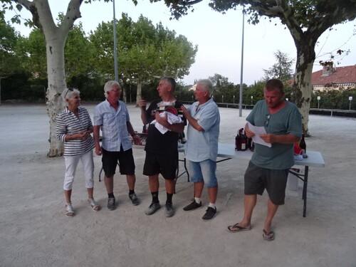 Challenges Jourdan Jean et Jean Marc 28 Aout 2017