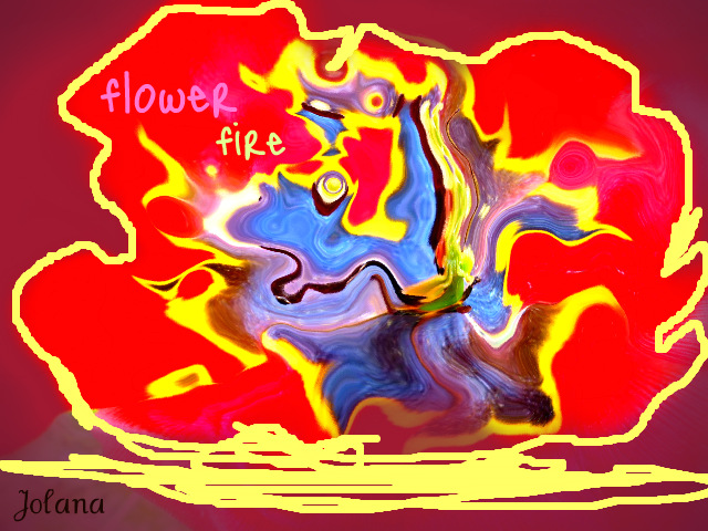 flower fire joelle