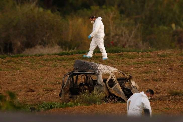 Malte: une célèbre journaliste d'investigation assassinée