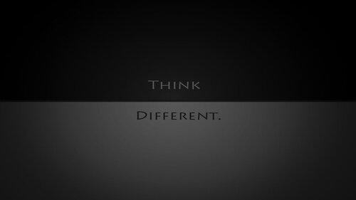 Suy nghĩ khác biệt
