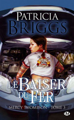 Mercy Thompson de Patricia Briggs