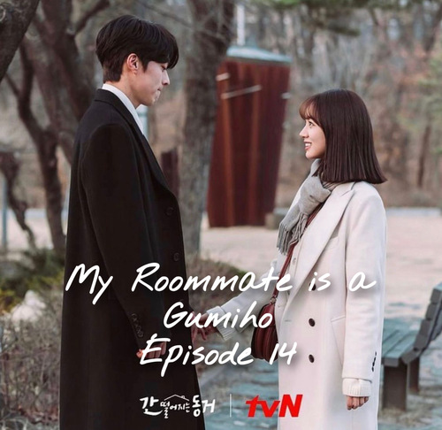 My Roommate is a Gumiho EP14