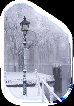 Téli png tájképek