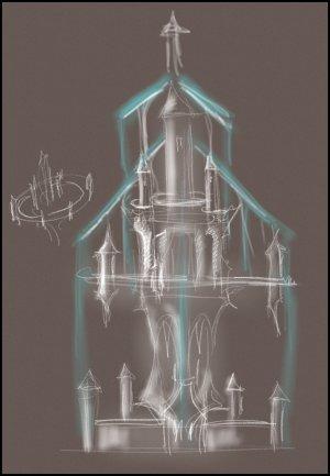 Citée Blanche #1 : château partie 1