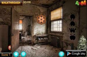 Jouer à AVM Abandoned humble room escape