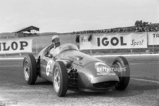 Stirling Moss F1 (1955-
