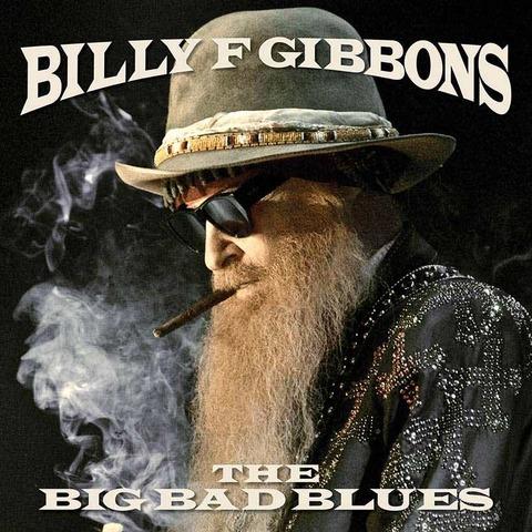 BILLY GIBBONS - Un nouvel extrait de l'album The Big Bad Blues dévoilé
