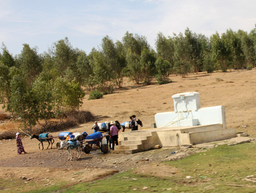 De Chefchaouen à Azrou