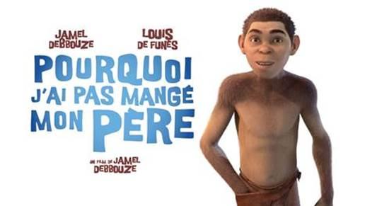 Découvrez le teaser du film de Jamel Debbouze : Pourquoi j'ai pas mangé mon père, au cinéma en 2015 !