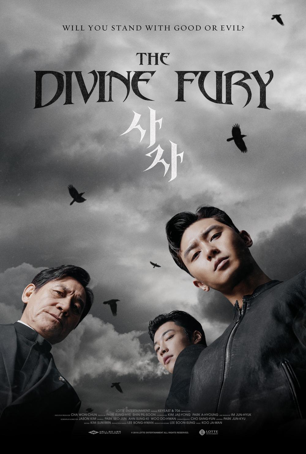 Saja / The Divine Fury (2019)
