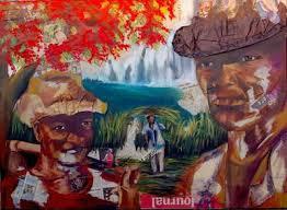 Mon île en peinture, des portaits maginifiques, des instants de vie
