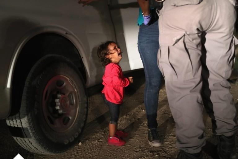 L'histoire de la photo déchirante qui émeut l'Amérique