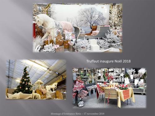 Truffaut inaugure son Noël 2018