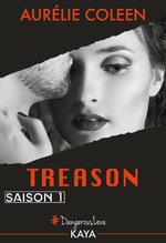 Chronique Treason saison 1 d'Aurélie Coleen