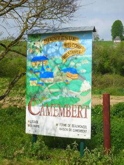 Au pays du Camembert