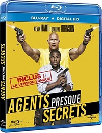 [Test Blu-ray] Agents presque secrets