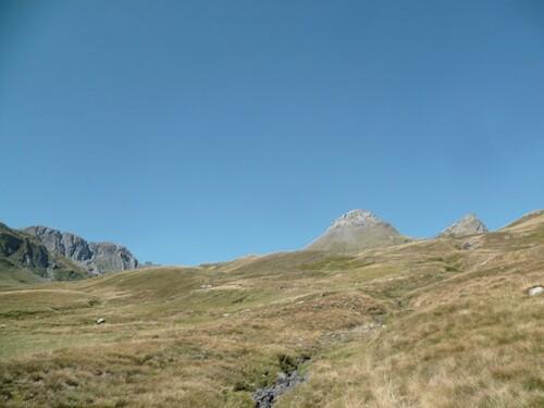 Pic du Pla d'Aube (Ossoue) - 65