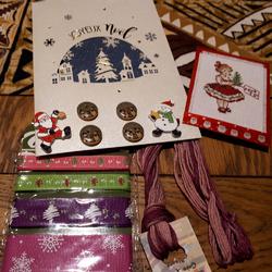 """Echange ATC """" Les Mille Facettes de Noël """""""