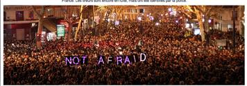 ET SOUDAIN PARTOUT LA PROTESTATION