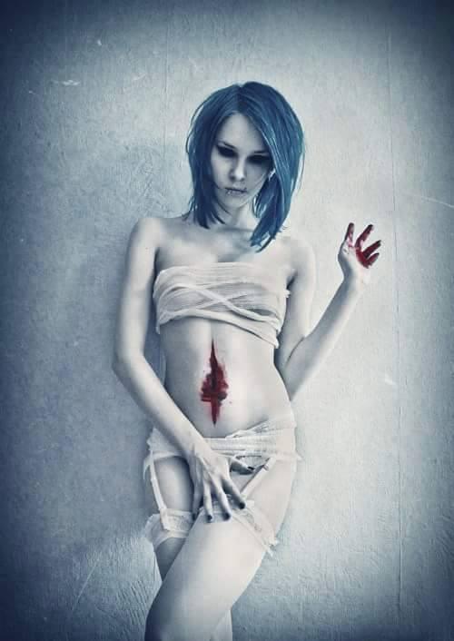 J'écris ma vie avec mon sang
