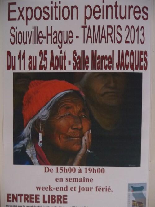 14 ème Salon de peintures de Siouville-Hague