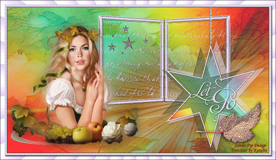 Linda Psp Design ~ Let Go