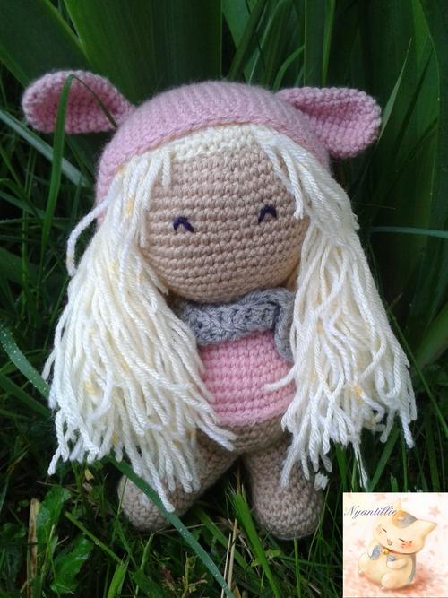 Kokoa Poupée Crochet