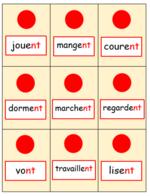Jeu de plateau grammaire Montessori