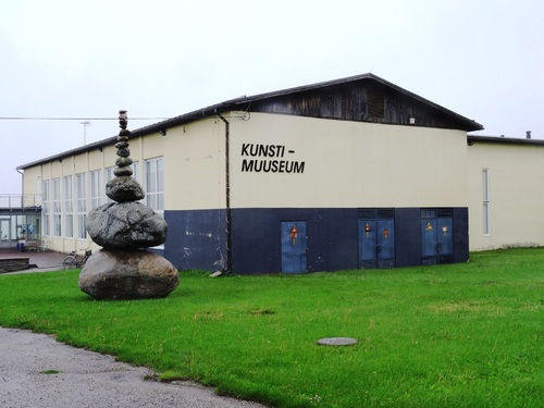Vinnistu, village de pêcheurs et son grand musée, en Estonie (photos)
